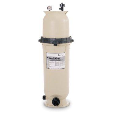 Pentair Clean & Clear CC100 100 sq. ft. Pool Cartridge Filter 160316