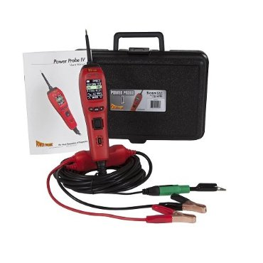 Power Probe IV Diagnostic Electronic Circuit Tester Kit (PP401AS)