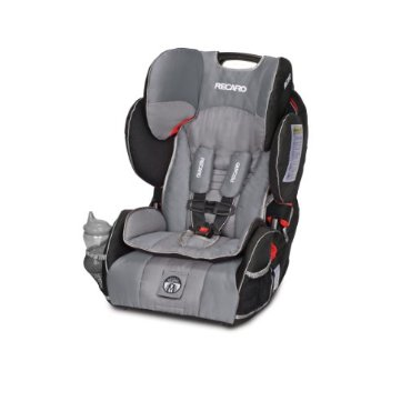 RECARO Performance SPORT Combination Harness to Booster Car Seat (Haze)