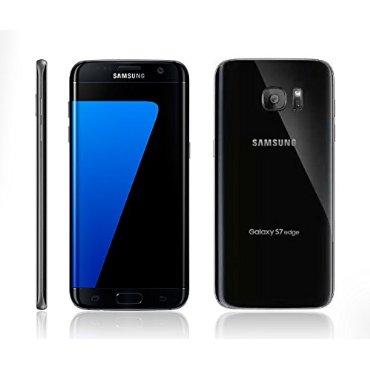 Samsung Galaxy S7 Edge G935F 32GB GSM Unlocked Phone (Black Oynx)