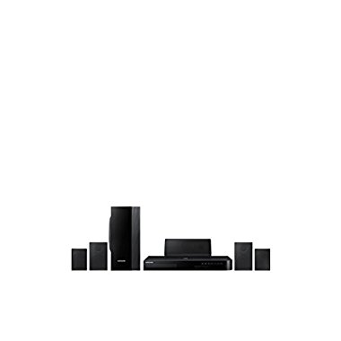 Samsung HT-J4100 5.1-Channel 1000-Watt Blu-Ray Home Theater System