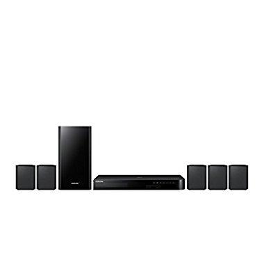 Samsung HT-J4500 5.1-Channel 500 Watt 3D Blu-Ray Home Theater System