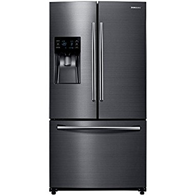 Samsung RF263BEAESG 36 French Door 25 cu.ft. Refrigerator (Black Stainless Steel)
