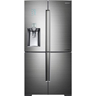 Samsung RF34H9960S4 Chef Collection 34.3 cu. ft. 4-Door French Door Refrigerator (Stainless Steel)
