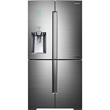 Samsung RF34H9960S4 Chef Collection 34.3 cu. ft. 4-Door French Door Refrigerator (Stainless Steel)
