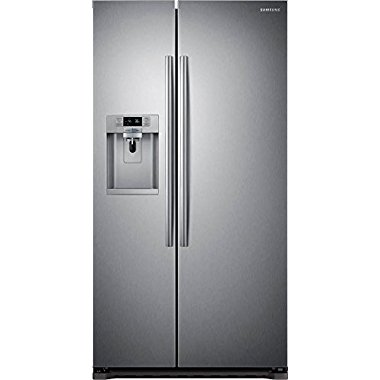 Samsung RS22HDHPNSR 36 Refrigerator (Stainless Steel)
