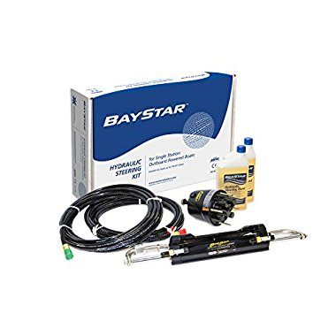 SeaStar HK4200A-3 BayStar Hydraulic Steering Kit