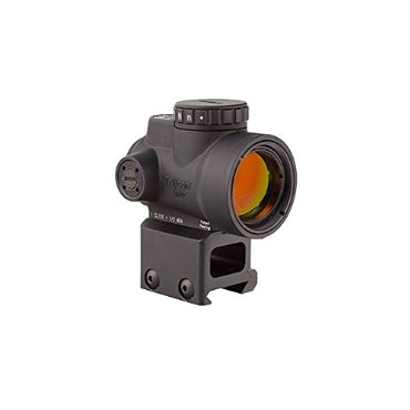 Trijicon MRO 2.0 MOA Red Dot Sight with AC32069 1/3 Co-Witness Mount, 1 x 25mm (MRO-C-2200006)