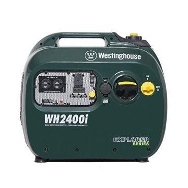 Westinghouse WH2400i Explorer Series Digital Inverter Generator