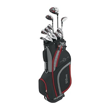 Wilson Profile XLS Complete Package Golf Set (Men's, Right Hand)