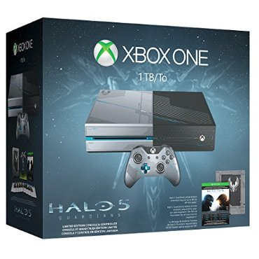 Xbox One 1TB Limited Edition Bundle with Halo 5: Guardians