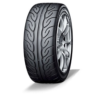 Yokohama ADVAN NEOVA AD08 Tires (255/40R17 94, Set of 2)