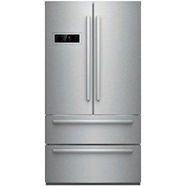 Bosch B21CL80SNS 800 Series 20.7 cu. ft. 36 French Door Refrigerator