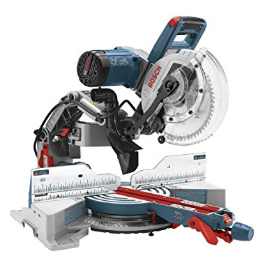 Bosch CM10GD 10 Dual Bevel Glide Action Miter Saw