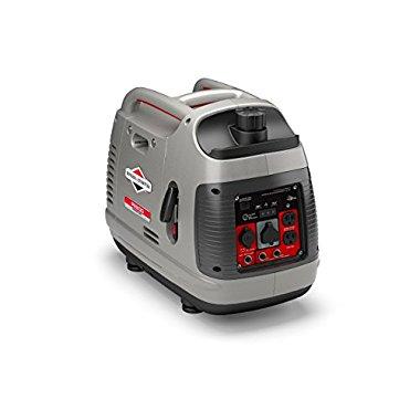 Briggs & Stratton 30651 P2200 PowerSmart Series Portable 2200-Watt Inverter Generator with Parallel Capability