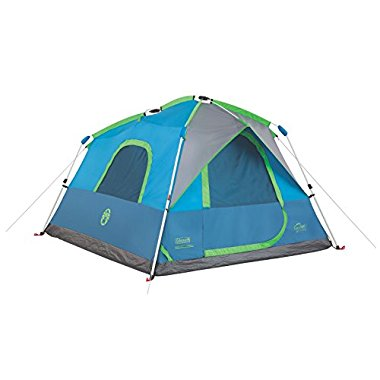 Coleman 4 Person Instant Signal Mountain Tent