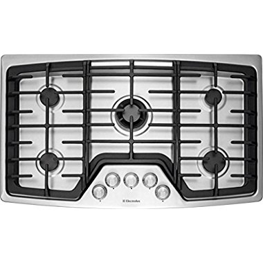 Electrolux EW36GC55PS 36 Gas Cooktop (Stainless Steel)