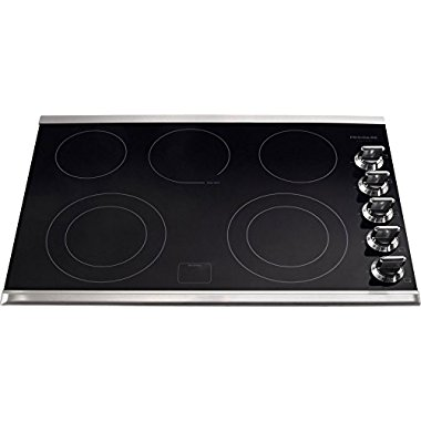 Frigidaire FGEC3067MS 30 Smooth Top Electric Cooktop (Stainless Trim)