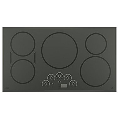 GE Cafe CHP9536SJSS 36 Built-in Induction Cooktop (Flagstone)