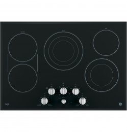 GE Cafe CP9530SJSS 30 Electric Cooktop