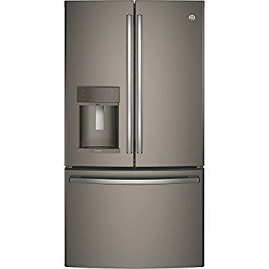 GE Profile PFE28KMKES 36 French Door Refrigerator (Slate)