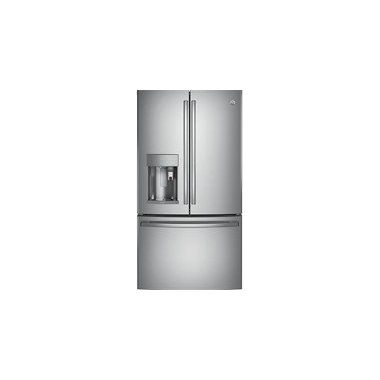 GE Profile PFE28PSKSS 36 French Door Refrigerator (Stainless Steel)