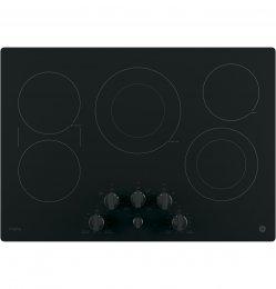 GE Profile PP7030DJBB 30 Electric Cooktop