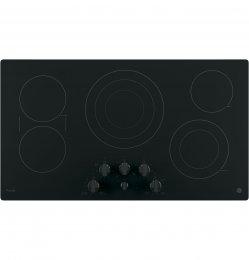 GE Profile PP7036DJBB 36 Electric Cooktop