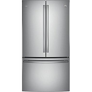GE Profile PWE23KSKSS 36 French Door Refrigerator (Stainless Steel)