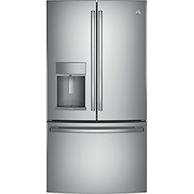 "GE Profile PYE22KSKSS 36"" French Door Refrigerator (Stainless Steel)"