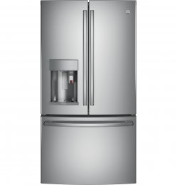 GE Profile PYE22PSKSS 36 French Door Refrigerator (Stainless Steel)