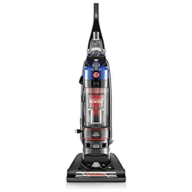 Hoover WindTunnel 2 Rewind Bagless HEPA Corded Upright Vacuum (UH70825)