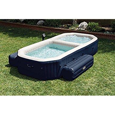 Intex PureSpa Bubble Hot Tub and Pool Set (28491E)