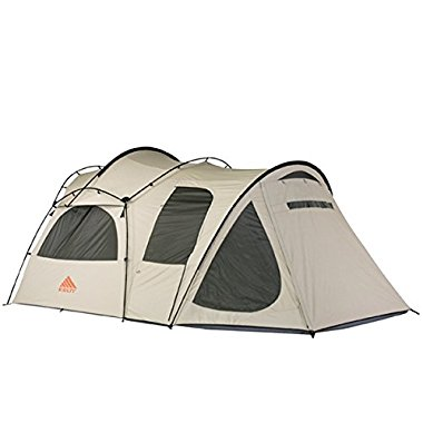 Kelty Frontier 4-Person Canvas Tent