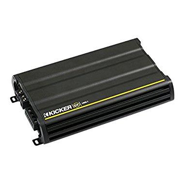 Kicker CX1200.1 1200 Watt CX Series RMS Mono Car Audio Class-D Amplifier (12CX12001)