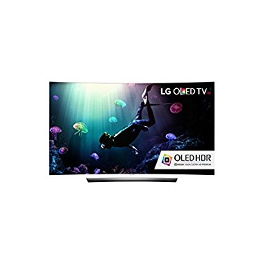 LG OLED65C6P 65 Curved 4K UHD OLED HDR 3D Smart TV with webOS 3.0