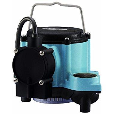 Little Giant 6-CIA 1/3 Horsepower Submersible Sump Pump
