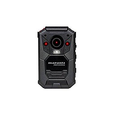 Marantz Professional Grade Bodycam Wearable Body Video Camera w/ GPS (PMD-901V)