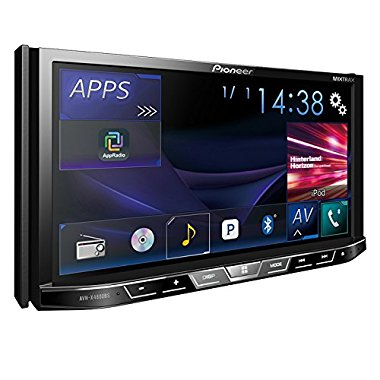 Pioneer AVH-X4800BS 7 Motorized DVD Receiver