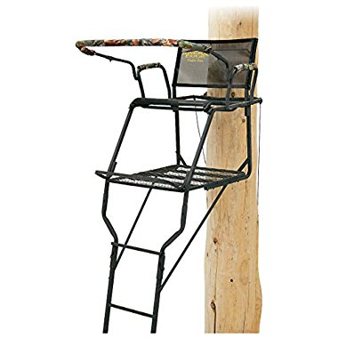 Rivers Edge 17' Jumbo Jack Ladder Stand