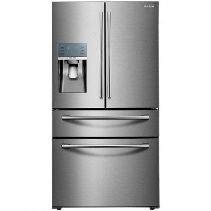 Samsung RF22KREDBSR 36 French Door Refrigerator