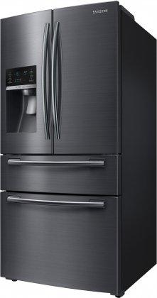 Samsung RF25HMEDBSG 33 French Door Refrigerator