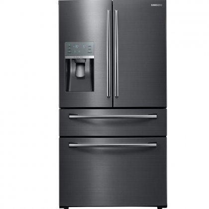 Samsung Rf28jbedbsg 36 French Door Refrigerator Gosale Price