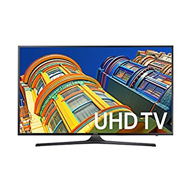Samsung UN55KU6300 55 Smart 4K UHD HDR LED TV