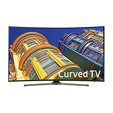 Samsung UN65KU6500 Curved 65 4K Ultra HD LED Smart TV
