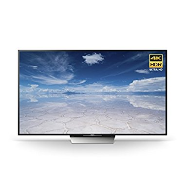 Sony XBR-85X850D 85 4K HDR Ultra HD Smart TV