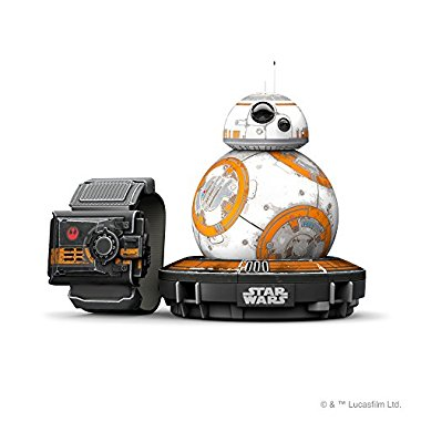 Sphero BB-8 Special Edition Battle-Warn App-Enabled Droid with Force Band