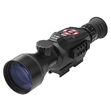 ATN X-Sight II 5-20x Day/Night Vision Smart HD Rifle Scope Package DGWSXS520Z