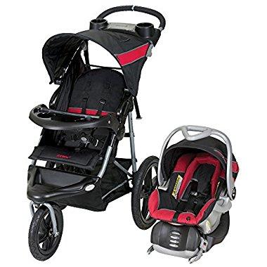 Baby Trend Range Travel System Folding Jogging Stroller, Centennial/ TJ99181
