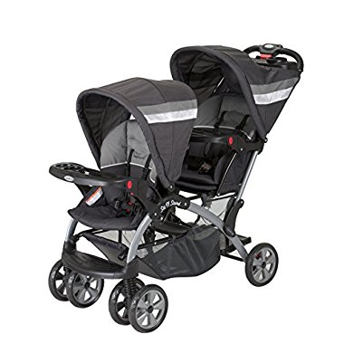 Baby Trend Sit and Stand Double Stroller, Liberty